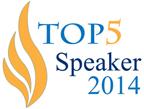 Top5 Speaker Honoree